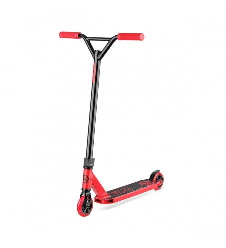 PATINETE SCOOTER-FREESTYLE  HIPE H1COLOR ROJO