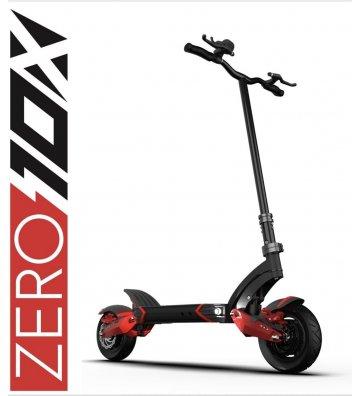 ZERO 10X – Nuevas versiones...