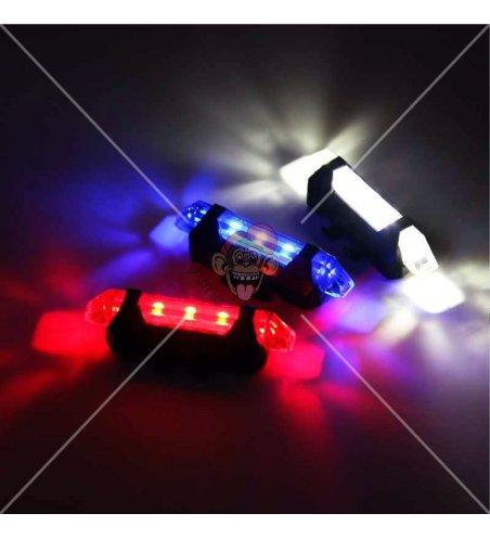 Luz de advertencia para patinete eléctrico