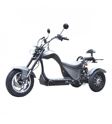 CITYCOCO COBRA S3 49E 4000W/24 AH DUAL MOTOR 2X2 NEGRO