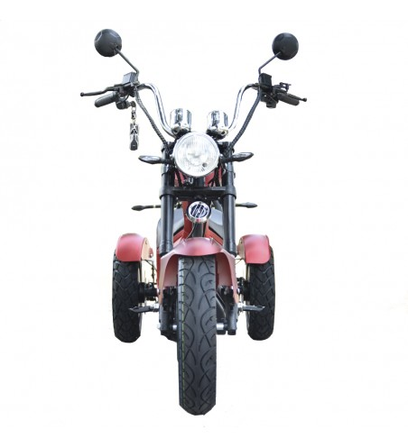 CITYCOCO COBRA S3 49E 4000W24 AH DUAL MOTOR 2X2 ROJO