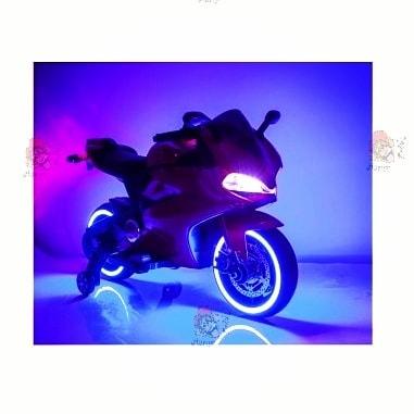 moto electrica niños ducati