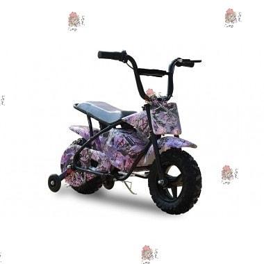mini moto eléctrica
